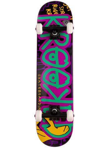 Skateboard Completes Krooked Eyes Krasher SM 7.5´´ Complete