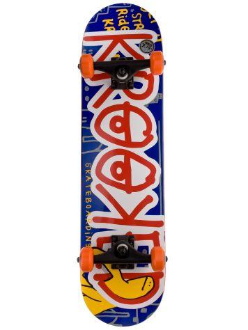 Skateboard Completes Krooked Eyes Krasher MD 7.75´´ Complete